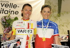 national2017 Podiums Filles40
